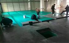 耐高温玻璃鳞片施工工艺