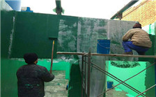 垃圾池防腐施工方案