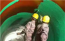 如何解决高温乙烯基玻璃鳞片胶泥冬季低温施工